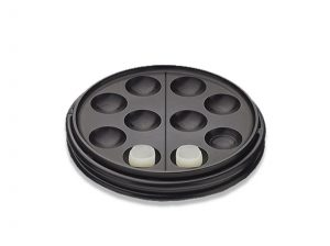Porcelain Tray from Addent, Inc.