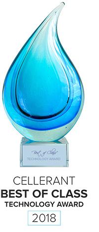 Cellerant Best of Class Technology Award