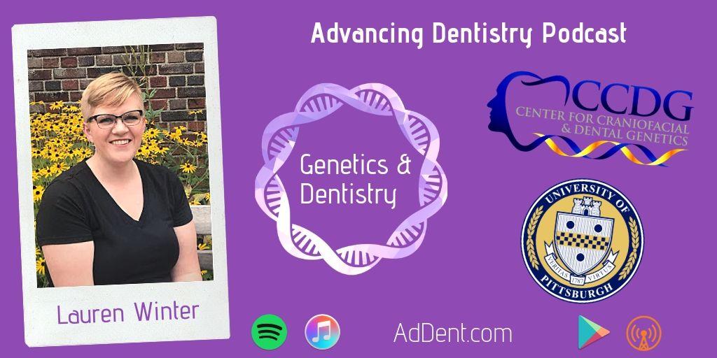 Lauren Winter on Dental Genetics